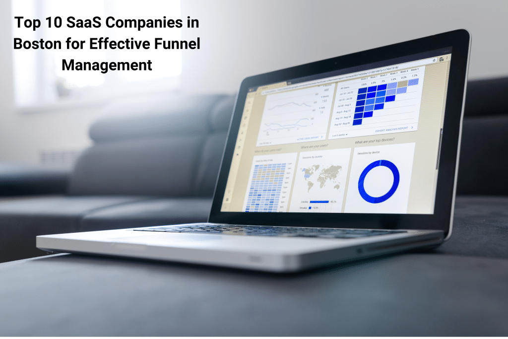 Top 10 SaaS Companies in Boston for Effective Funnel Management